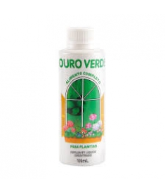 Fertilizante Ouro Verde 100ml