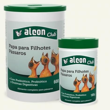 Alcon Club Papa para Filhotes de Pássaros 600g