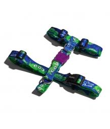 Peitoral H Harness  Zeedog Toy Story  Little Green Men PP
