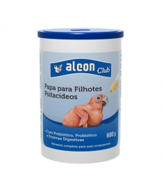 Alcon Club Papa Para  Filhotes de Psitacídeos 160g