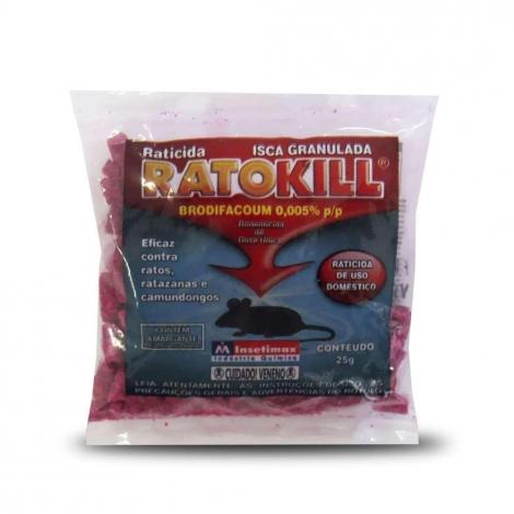 Ratokill Granulado 25g