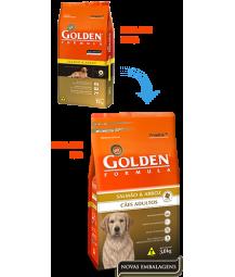 Golden Formula Cães Adultos Salmão e Arroz 15kg