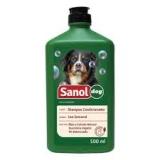 Shampoo e Condicionador Sanol 500ml