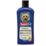 Shampoo Sanol Antipulgas 500ml