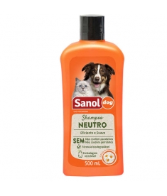 Shampoo Sanol Neutro 500ml