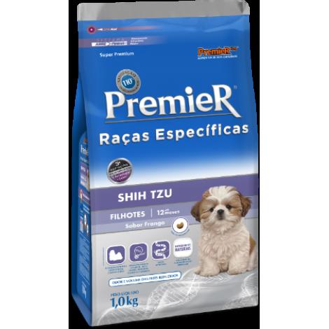 Premier Raças Específicas Cães Filhotes Shih Tzu 1kg