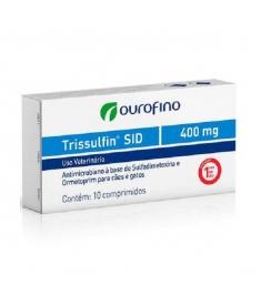 Trissulfin Sid 400mg - 10 comprimidos