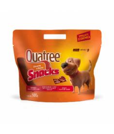 Quatree Snacks Bifinho Carne 500g