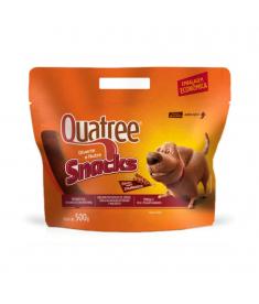 Quatree Snacks Bifinho Churrasco 500g