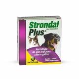 Strondal Plus - 4 comprimidos