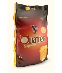 Quatree Supreme Gatos Castrados Frango 10kg