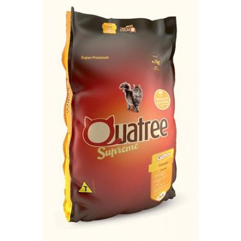 Quatree Supreme Gatos Castrados 10kg