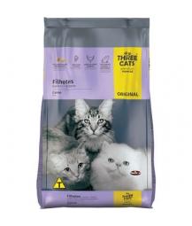 Three Cats Original Filhotes Carne 15kg