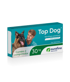 Top Dog 30 KG – 2 Comprimidos