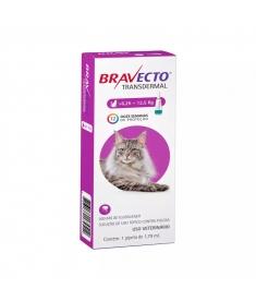 Bravecto Transdermal Gatos 500mg (6,25-12,5kg)