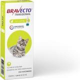 Bravecto Transdermal Gatos 112,5mg (1,2-2,8kg)
