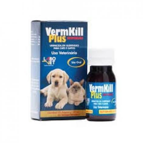 Vermkill Plus Suspensão 20ml